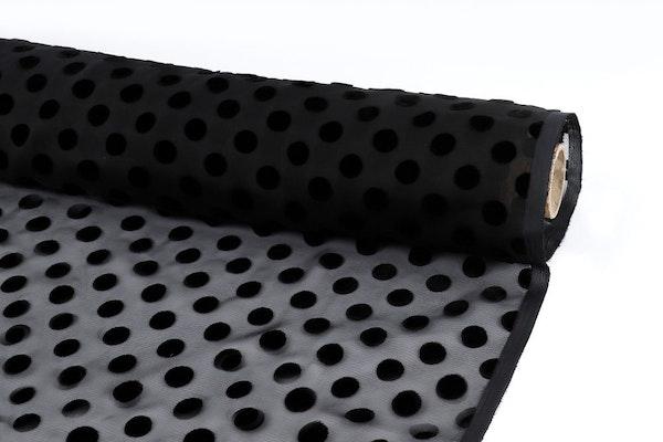 AUS Black Polka Dot Roll