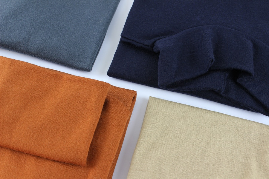 Merino Tee Colours Fabric By The Fabric Store Buy Fabric Online