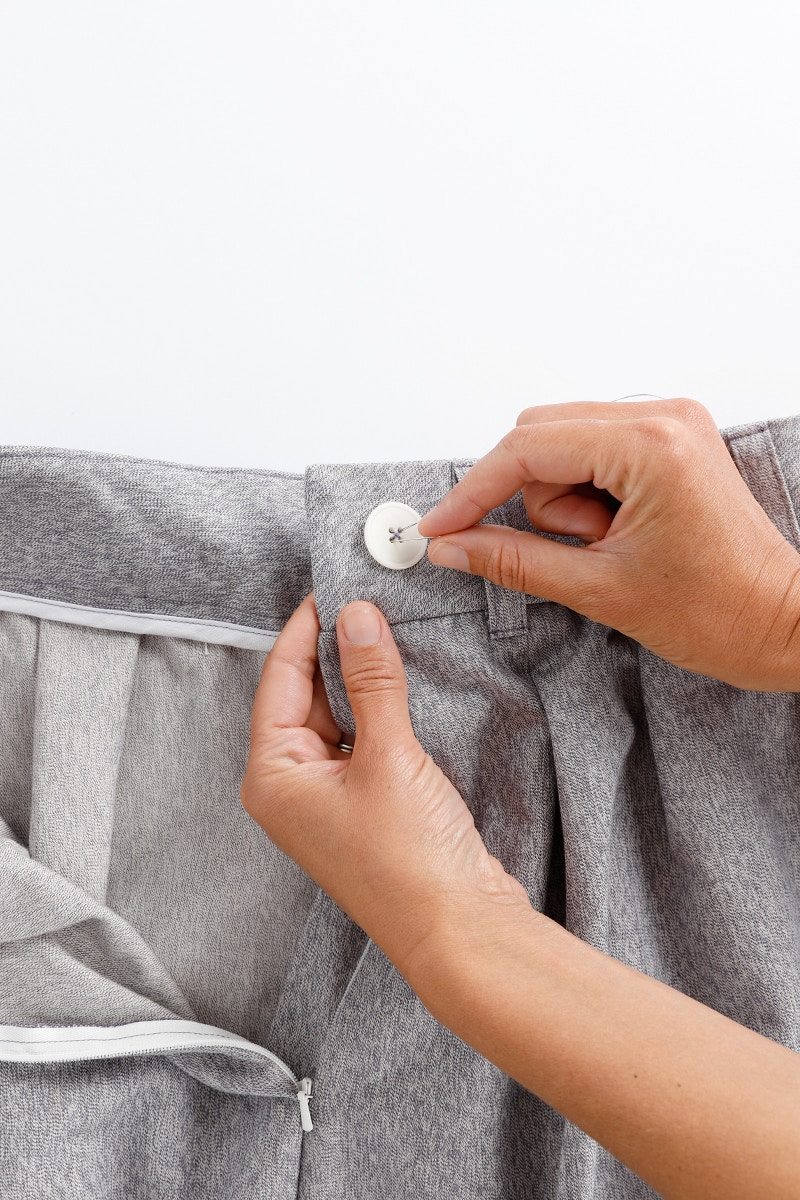 13 Sew on Button