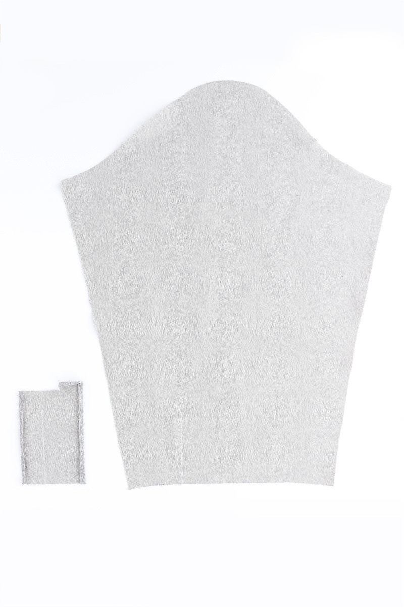2 Sleeve and Placket Cut Out