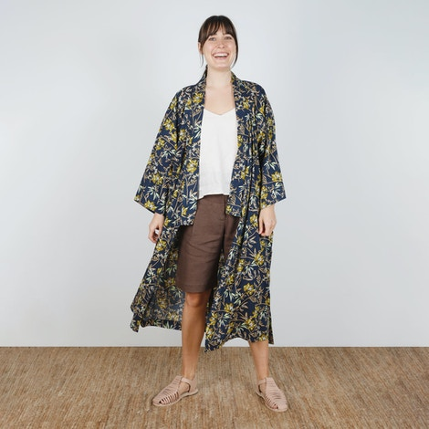 SQ Front Open Long Lucie Robe Make by TFS
