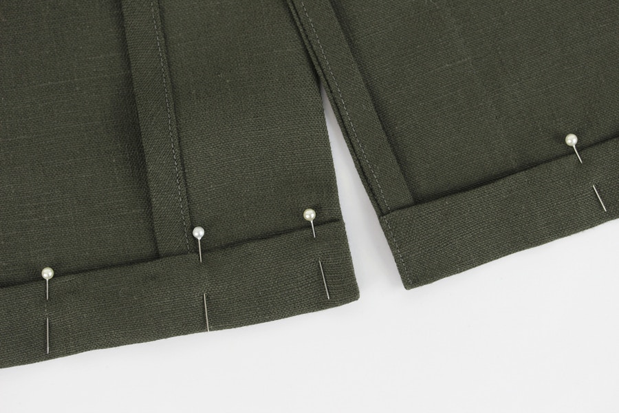 Ulysses Trench Hem Fabric By The Fabric Store Buy Fabric Online