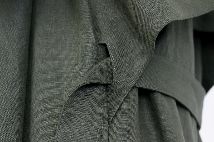 Ulysses Trench Tie Fabric By The Fabric Store Buy Fabric Online